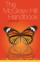 Connect Online Access for The McGraw-Hill Handbook 3e
