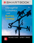 SmartBook Online Access for Managerial Economics & Business Strategy