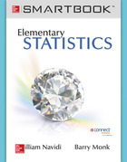 SmartBook Online Access for Elementary Statistics