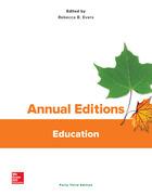 Annual Editions: Education, 43/e