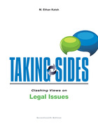 Taking Sides: Clashing Views on Legal Issues