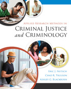 Applied Research Methods in Criminal Justice and Criminology with Connect Access Card