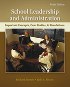 School Leadership and Administration with Connect Access Card