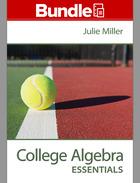 Loose Leaf College Algebra Essentials with ALEKS 360 52 Weeks Access Card