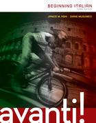 Avanti: Beginning Italian with Workbook/Laboratory Manual