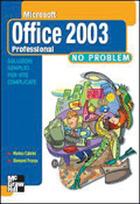 Microsoft Office 2003 Professional no problem
