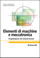 Elementi di macchine e meccatronica - Progettazione dei sistemi tecnici