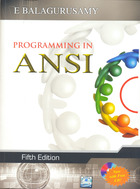Programming in Ansi C(with CD)