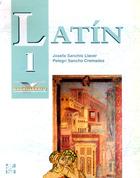 Latín. 1.º Bachillerato