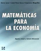Matemáticas para la economía