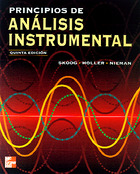 Principios de análisis instrumental 5ª Ed.