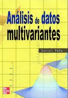Análisis multivariante de datos