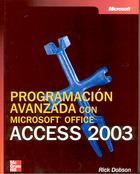 Programación avanzada con MS Access 2003
