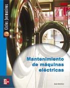 Mantenimiento de máquinas eléctricas - Ciclo Formativo - Grado Medio