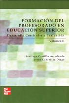 Formación del Profesorado en Educación Superior, VoL. II