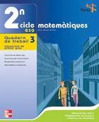 CUTR Matemàtiques. 2n Cicle ESO. Quadern de treball 3