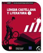 Lengua castellana y Literatura. 1º ESO