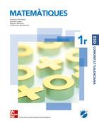 Matemàtiques 1r ESO. Comunitat Valenciana