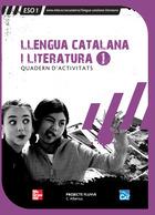 CUTX Llengua catalana i literatura 1r ESO. Quadern de l'alumne