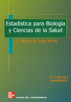 Estadística para biología y ciencias de la salud. (Edición revisada, actualizada y ampliada)