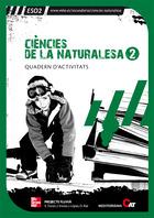 CUTX Ciències de la naturalesa. 2n. ESO. Quadern de treball
