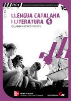 CUTX Llengua catalana i literatura. 4rt. ESO. Quadern de l'alumne