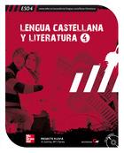 Lengua castellana y literatura. 4º. ESO