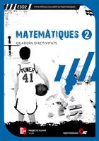 CUTX Matemàtiques. 2n. ESO. Quadern de l'alumne