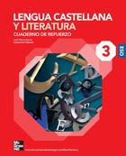 Cuaderno de refuerzo Lengua y Literatura 3