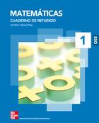 CUTR Matemáticas. 1. Cuaderno de refuerzo