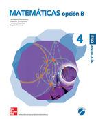 Matemáticas. 4º. ESO. Opción B. Andalucía
