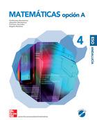 Matemáticas. 4º. ESO. Andalucía (Opción A)