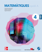 Matemàtiques. 4º. ESO. C. Valençià (Opción A)