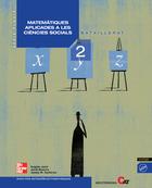 Matemàtiques aplicades a les ciències socials. 2n. Batxillerat