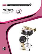 """CUTR Música 3 """"Material d'Aprenentatge Complementari"""""""