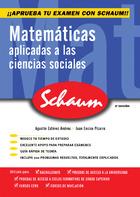 CUTR Matemáticas aplicadas a las CCSS Schaum Selectividad- Curso cero (castellano)
