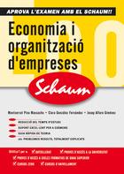 CUTR Economia i Organizació d'empreses Schaum Selectividad-Curso cero (catalán)