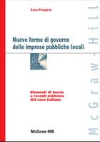 Nuove forme di governo delle imprese pubbliche locali- Elementi di teoria e recenti evidenze dal caso italiano