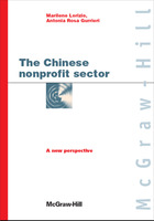The Chinese non profit sector - A new perspective