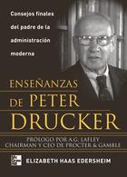 Enseñanzas de Peter Drucker