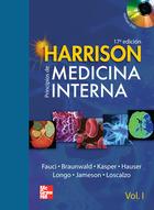 HARRISON PRINCIPIOS DE MEDICINA INTERNA 17 ED. SET 2 VOLS.