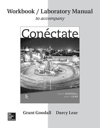 Workbook/Laboratory Manual to accompany Conectate