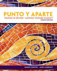 DVD for Punto y aparte - Lugares fascinantes
