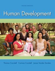 Connect Psychology Online Access for Crandell Human Development 10e