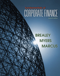 Connect Finance 1 Semester Online Access for Fundamentals of Corporate Finance