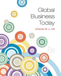 COURSESMART EBOOK ONLINE ACCESS FOR GLOBAL BUSINESS TODAY