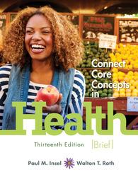 CourseSmart for Core Concepts in Health, Brief