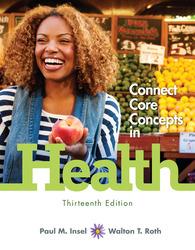 CourseSmart for Core Concepts in Health, Big