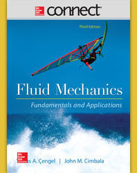 (Sunset) Connect Engineering 1 semester Online Access for Fluid Mechanics Fundamentals and Applications