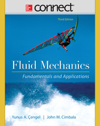 (Sunset)Connect Plus Engineering 1 semester Online Access for Fluid Mechanics Fundamentals and Applications